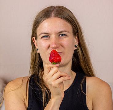 Christina Dosch - Erdbeere