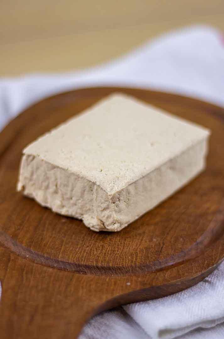 Tofu-Zubereitung