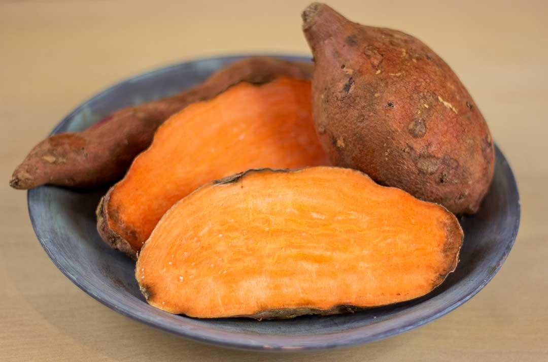 Süßkartoffeln-gesund